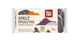 Lima Dinkelwaffeln mit Zartbitterschokolade 90g Bio