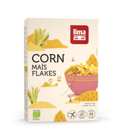 Lima Corn Flakes 375g Bio