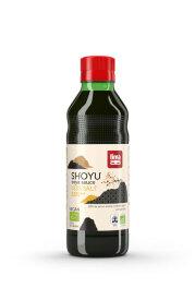 Lima Shoyu Mild 28% weniger Salz 500ml Bio
