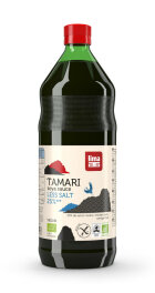 Lima Tamari 25% weniger Salz 1l Bio