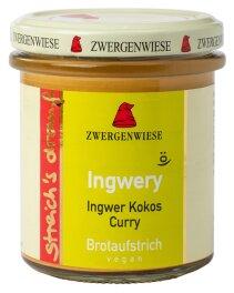 Zwergenwiese Bio Streichs drauf Ingwery 160g