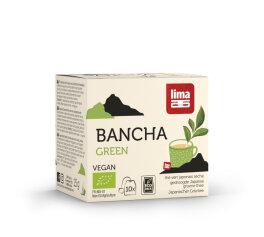 Lima Roasted Bancha Grüner Tee Beutel 15g Bio