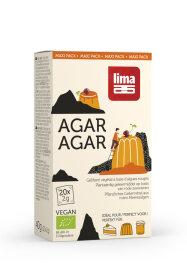 Lima Agar-Agar Maxi Pack 20x 2g Bio
