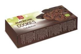 Linea Natura American Schoko Cookies 175g