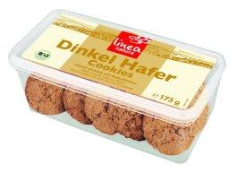 Linea Natura Dinkel Hafer Cookies 175g Bio