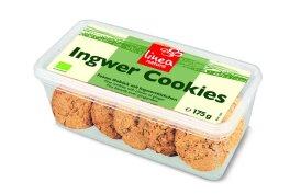 Linea Natura Ingwer Cookies 175g