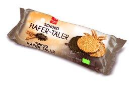 Linea Natura Schoko Hafer Taler 200g Bio