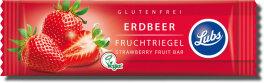 Lubs Bio Erdbeer Fruchtriegel 30g