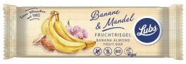 Lubs Banane-Mandel Fruchtriegel 40g Bio