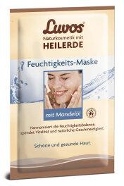 Luvos Creme-Maske Feuchtigkeit 20g