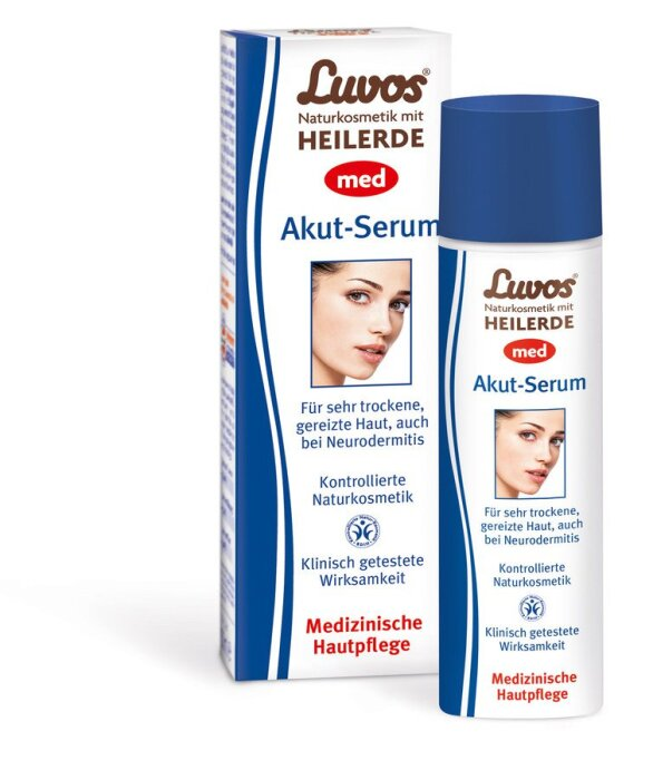 Luvos Akut-Serum med 50ml