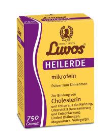 Luvos Heilerde mikrofein 750g