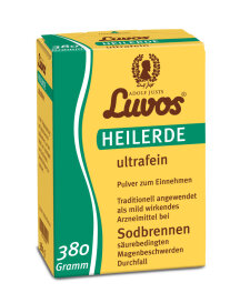 Luvos Heilerde ultrafein 380g