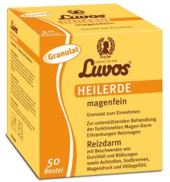 Luvos Heilerde magenfein Granulat 30 Beutel