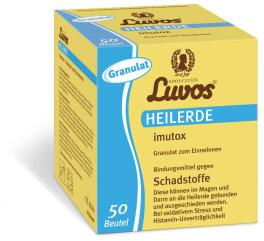 Luvos Heilerde imutox Granulat Portion 50 Stk