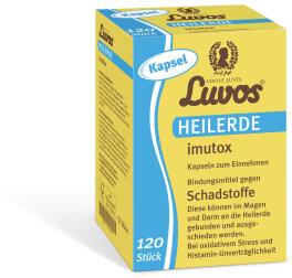Luvos Heilerde imutox Kapseln 120 Stk