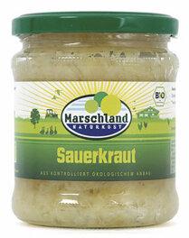 Marschland Naturkost Sauerkraut 350ml Bio