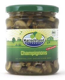 Marschland Naturkost Champignons II. Wahl, geschnitten...