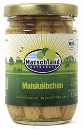 Marschland Naturkost Maiskölbchen 230ml Bio