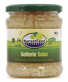Marschland Naturkost Sellerie Salat 320ml Bio