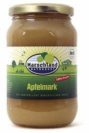 Marschland Naturkost Apfelmark 360ml Bio