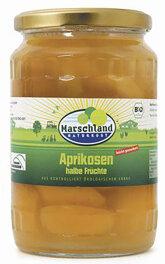 Marschland Naturkost Aprikosen halbe Früchte 700ml Bio