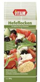 Vitam Hefeflocken salzfrei-natriumarm 200g