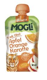 Mogli Trink Obst Apfel-Orange-Karotte 100g Bio