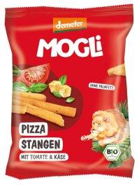 Mogli Knabber Gebäck - Pizza Stangen mit Käse...