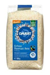 Davert Echter Basmati Reis demeter 500g