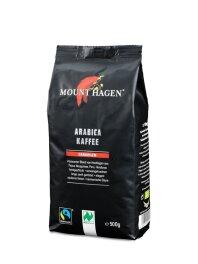 Mount Hagen Röstkaffee gemahlen 500g Bio