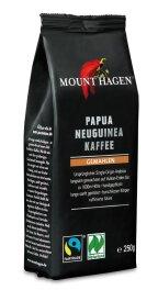 Mount Hagen Papua Neuginea Naturland Röstkaffee...
