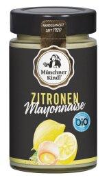 Münchner Kindl Zitronen Mayonnaise 200ml