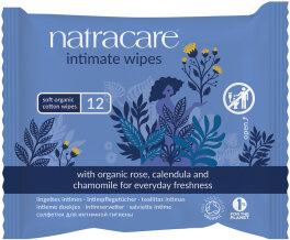 Natracare Intimpflegetücher 12 Stück
