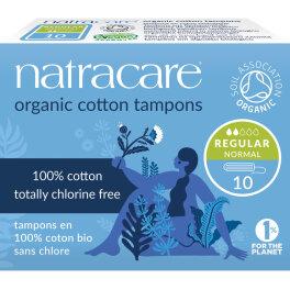 Natracare Tampons Normal 10 Stück