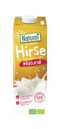 Natumi Hirsedrink natural 1l Bio