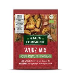 Natur Compagnie Potato Fix Rosmarin Knoblauch 35g Bio