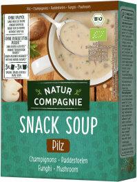 Natur Compagnie Fixe Tasse Instant-Suppe Pilz 3x17g Bio