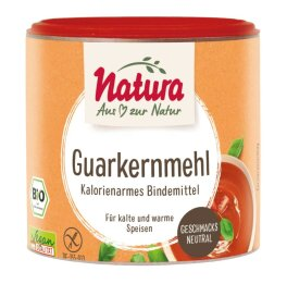 Natura Bio Guarkernmehl 110g