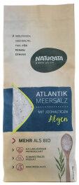 Naturata Meersalz mit Bio-Algen (Spanien) 500g