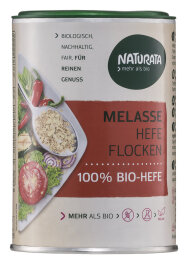 Naturata Bio Melasse Hefeflocken 100g
