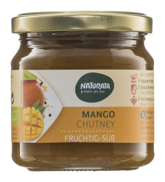 Naturata Mango-Chutney 225g Bio