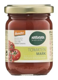 Naturata Tomatenmark 22%, demeter Bio 125g