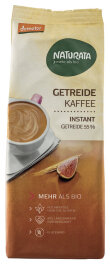 Naturata Getreidekaffee Instant, Nachfüllbeutel 200g...