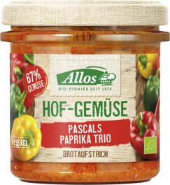 Allos Hofgemüse Peters Paprika 135g