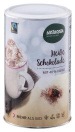 Naturata Heisse Schokolade,Trinkschokolade 350g Bio