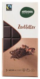Naturata Chocolat Halbbitter 100g Bio