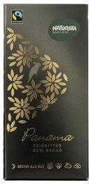 Naturata Feinbitter Schokolade Panama 80% Bio 100g
