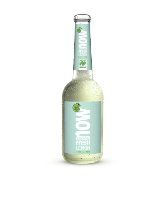 NOW Fresh Lemon (Bio) 330ml