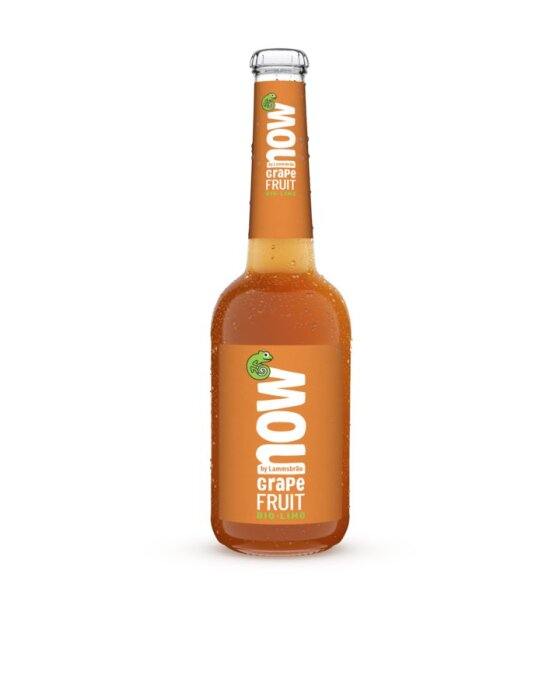 NOW Grape Fruit (Bio) 330ml